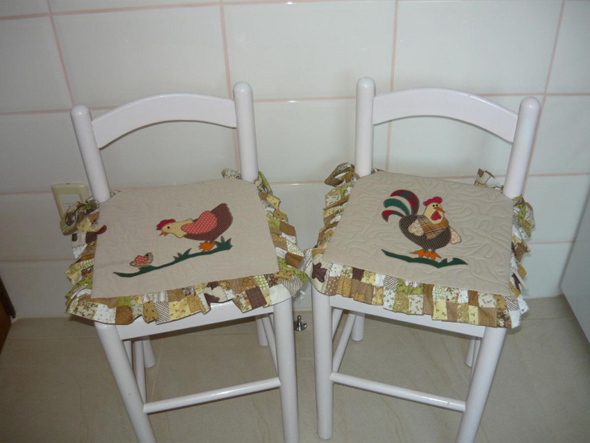 ARTE E CHIMARRÃO: Capa para assento de cadeira #644B39 1200x900