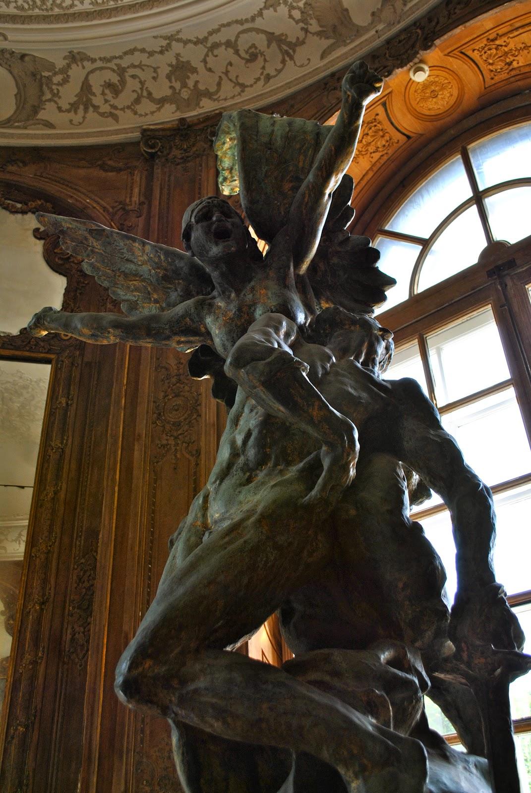Noscere Audere Velle Tascere Ire: The Rodin Mythology