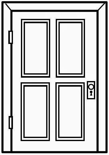 Puertas De Baño Imagenes:Maestra de Infantil: Casas Dependencias y objetos de la casa para
