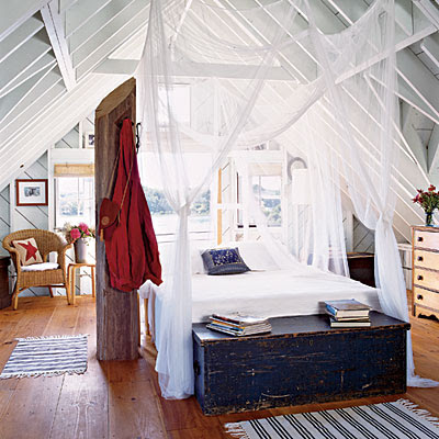 Beds Bedroom on Canopy Bed Designs For Beach Bedrooms And More