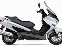 Harga Suzuki Burgman 200 Terbaru Bulan Oktober 2015