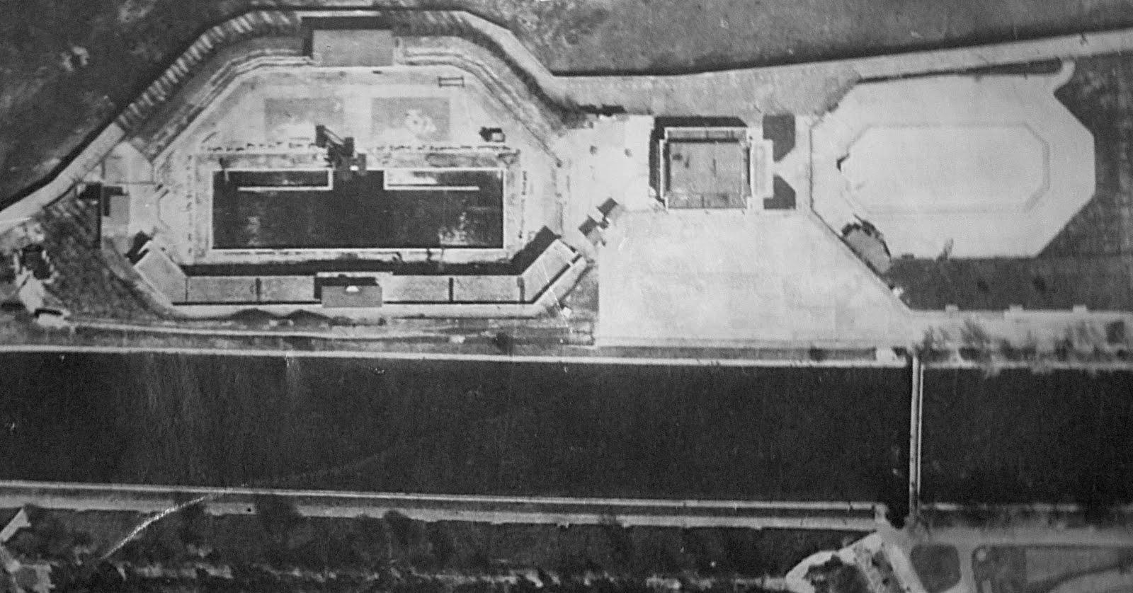 Hilsea Lido 1947