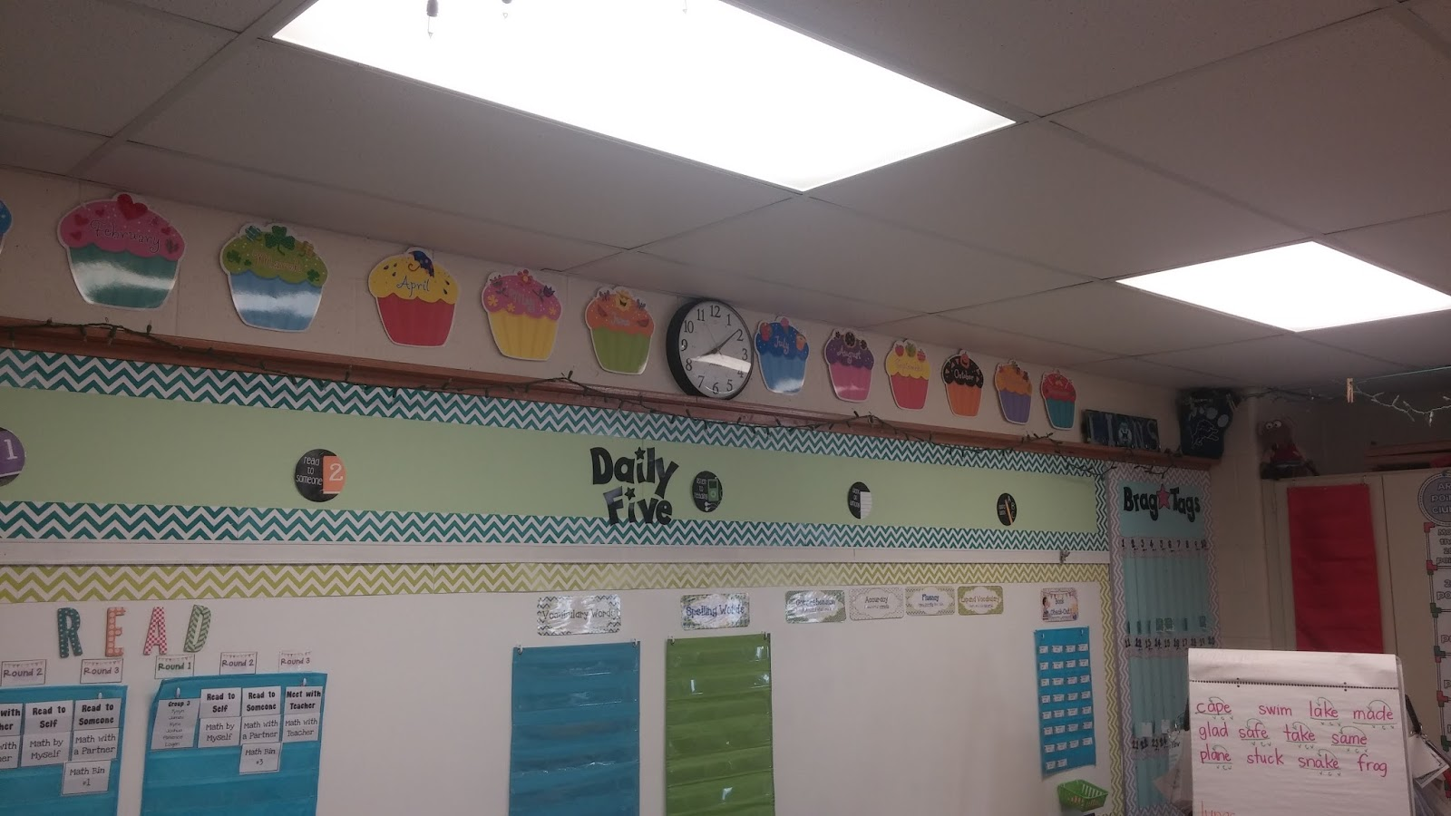 Bunting Books And Bright Ideas Classroom Reveal 2015 2016