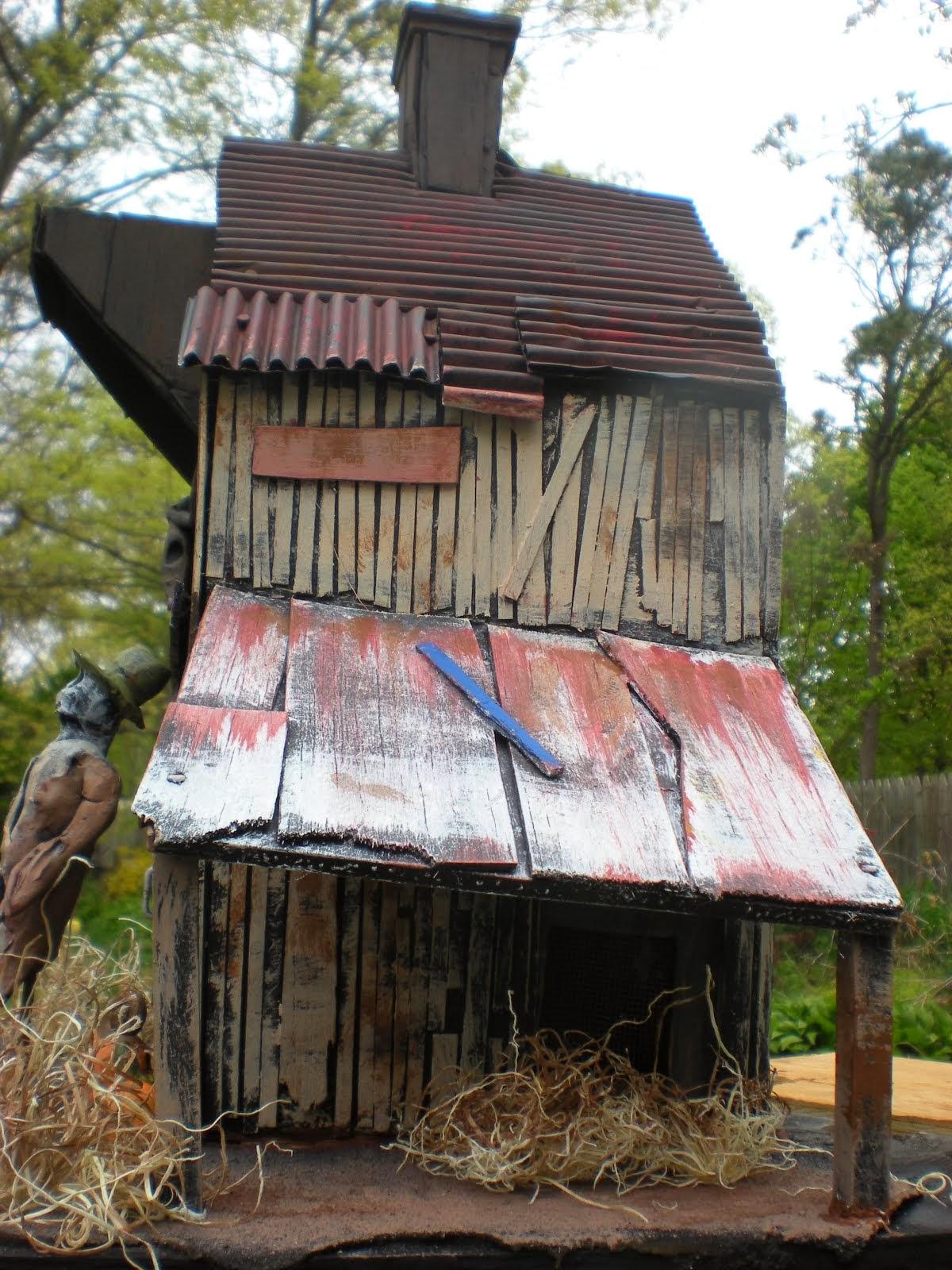 rotting haunted barns
