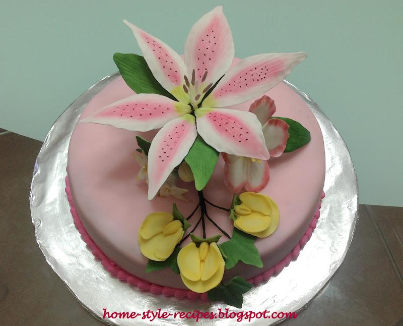 Cake Decorating Gum Paste Recipe : Share-A-Recipe: Wilton Advanced Gum Paste Flowers (Course ...