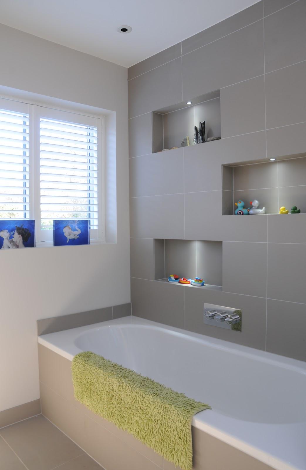 bathing rooms