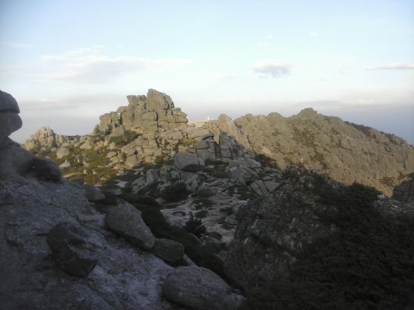 Vista de Bola del Mundo desde 7 picos