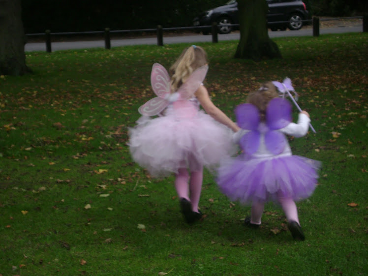 My very own little fairy's!