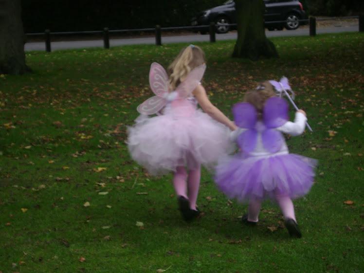 My very own little fairy's!