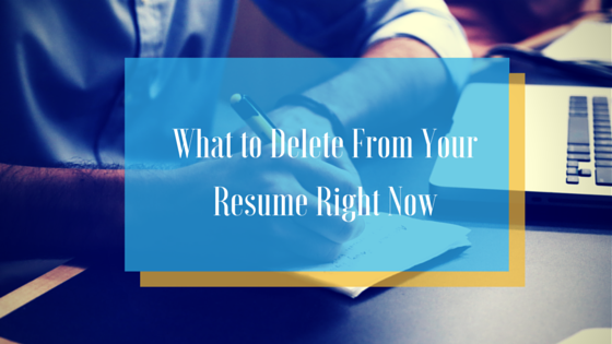 how to delete resume from seek