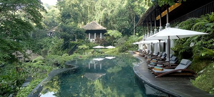 Hogares Frescos Maya Ubud Resort Un Paraiso Tropical En