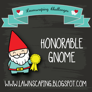 Honorable Gnome (Lawnscaping Challenge)