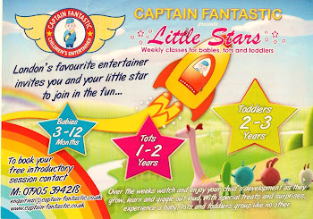 Captain Fantastc's Little Starts
