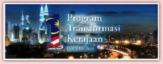 PROGRAM TRANFORMASI KERAJAAN