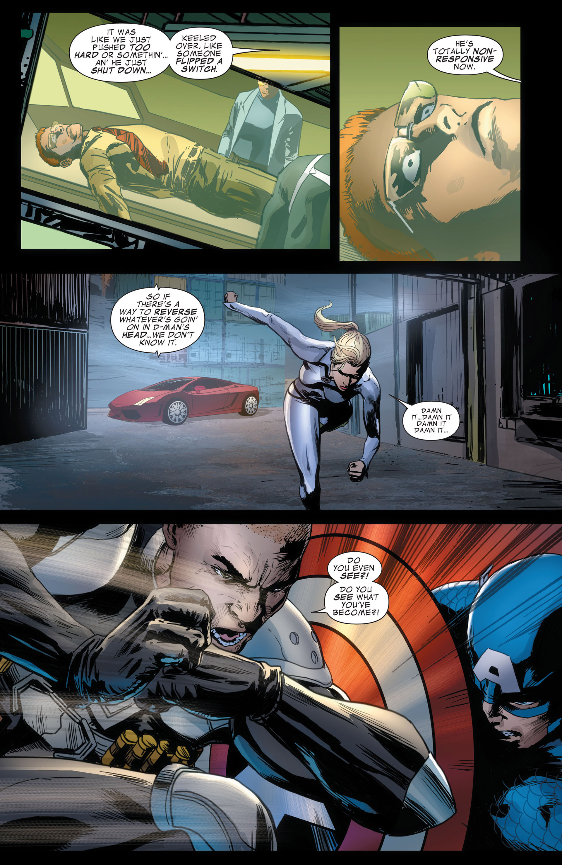 Captain America (2011) Issue #14 #14 - English 14