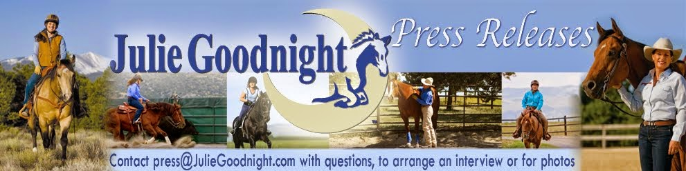 Julie Goodnight; Natural Horsemanship Training