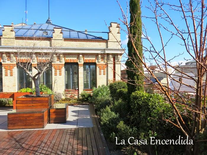 Terraza de la casa encendida el jard n urbano m s social - Terraza la casa encendida ...
