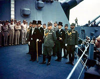 Surrender of Japan - USS Missouri - Wikipedia