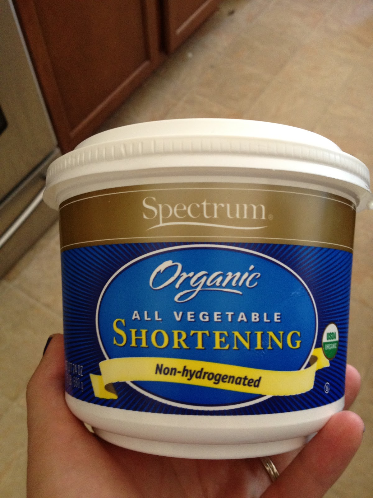 non hydrogenated shortening