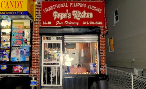 papas is in a space that has gone through multiple iterations of filipino restaurants over the years but the most current is now its most successful - Papas Kitchen