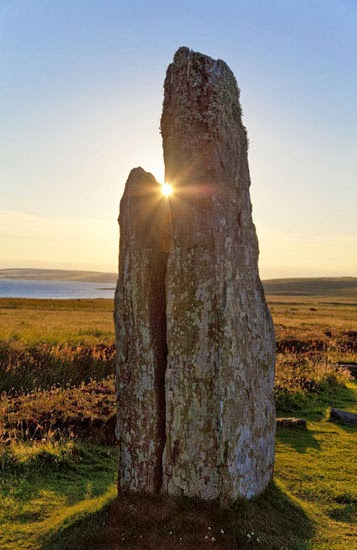 Ring of Brodgar Orkney, Scotland