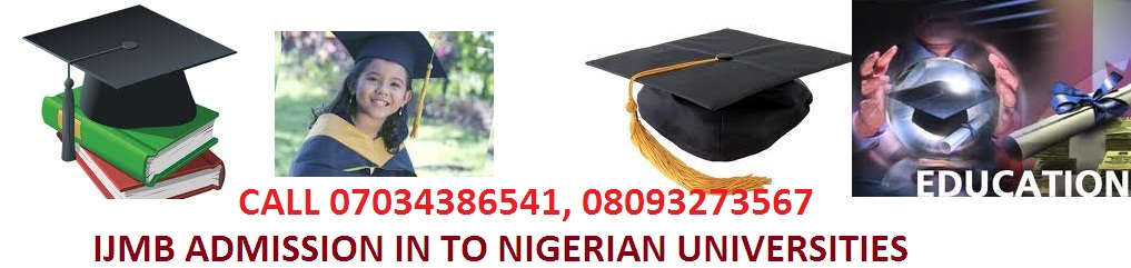 IJMB  CENTRE (IJMB ADMISSION IN TO NIGERIAN UNIVERSITIES