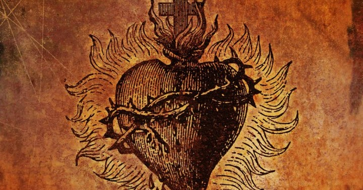 Sacred Heart Tattoo Designs Meaning