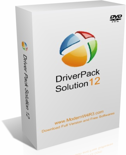 Jual Kaset Driver Pack Solution 12