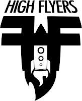 HighFlyers rocket logo