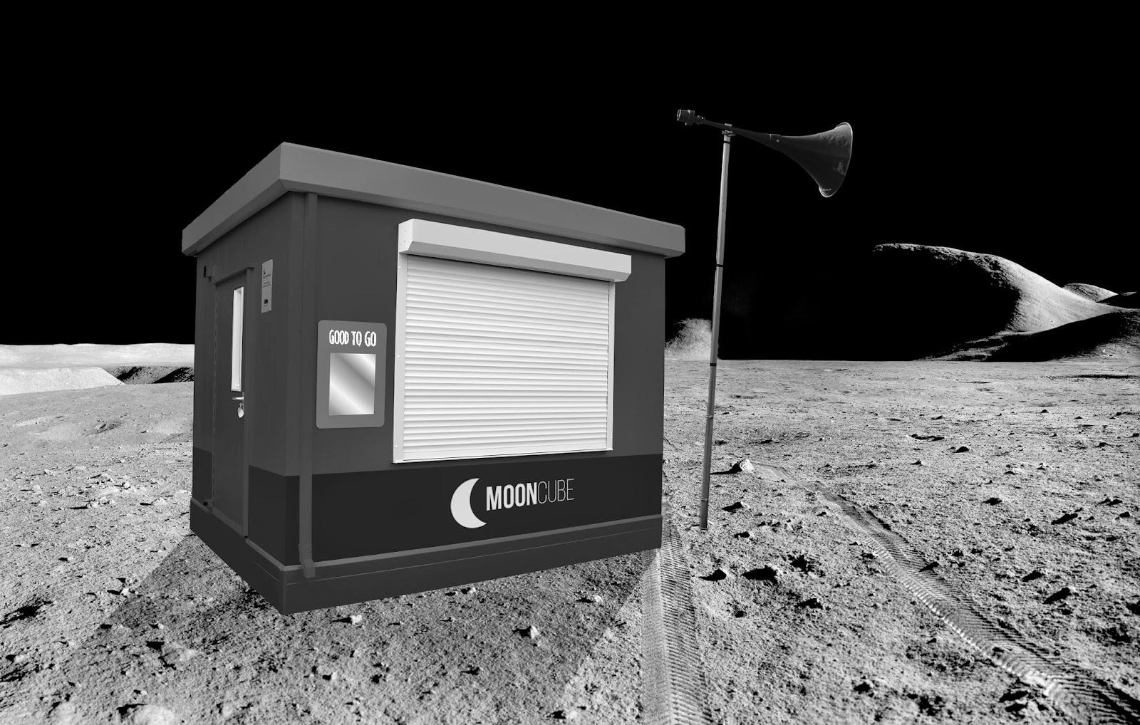 PKL Moon Cube