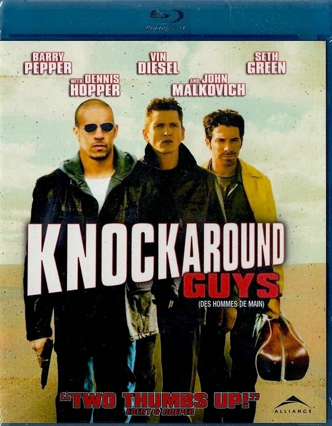 [ดูหนัง มาสเตอร์ ออนไลน์] Knockaround Guys 2001  ทุบมาเฟียให้ดุ [พากย์ไทย]