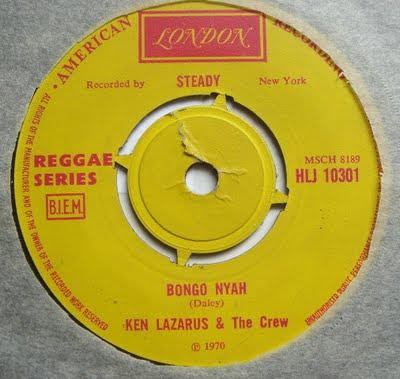 Ken Lazarus Reggae Greatest Hits