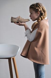 Poncho, diy kidsfashion, naaien, sewing, burda, handmadeclothing