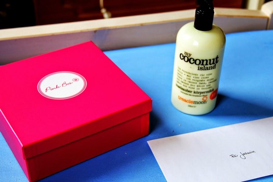 pink box jasmin myberlinfashion