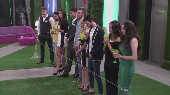 Big Brother UK Season 15, Episode 2