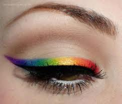 Color Palette Eye Makeup