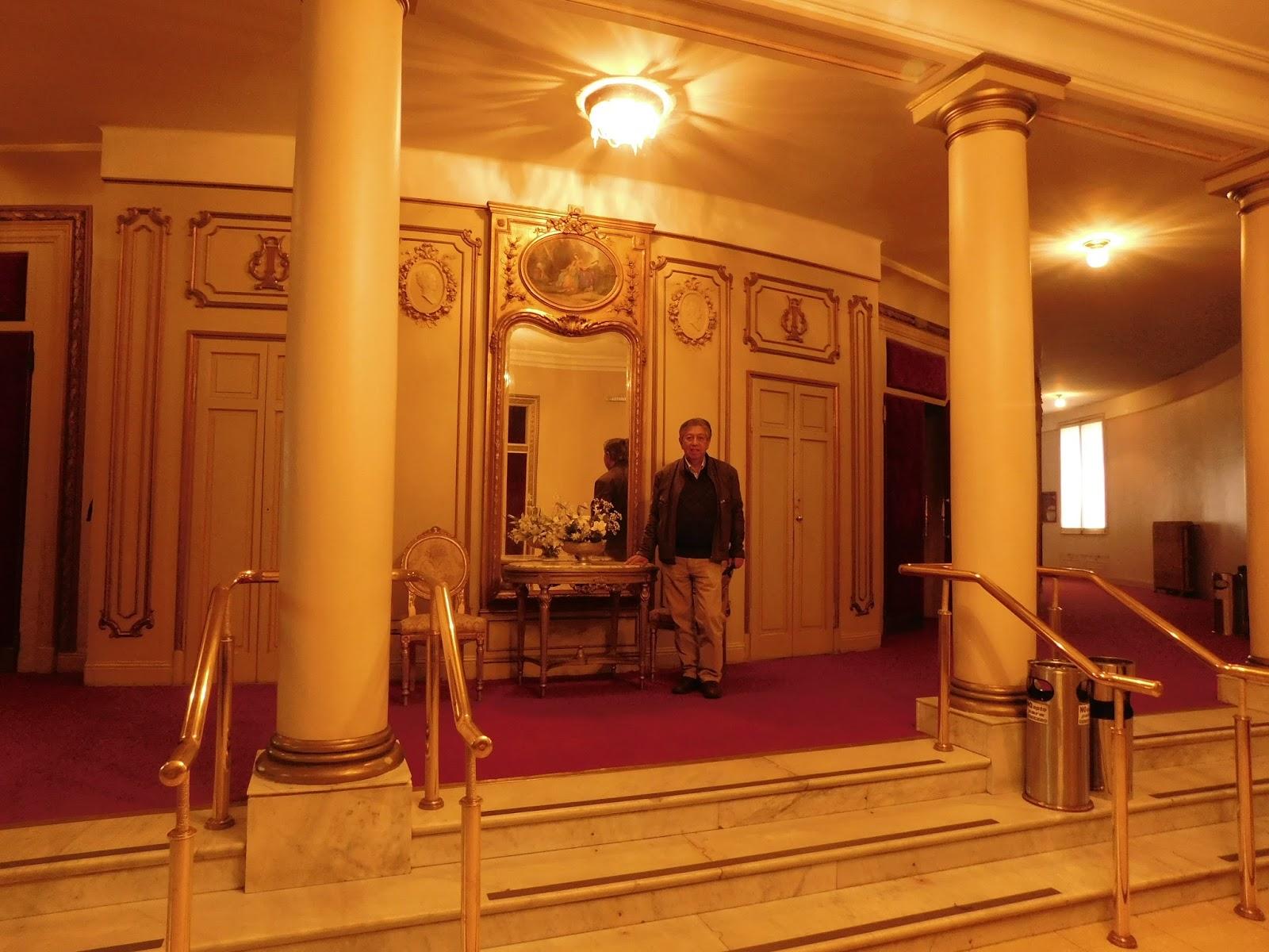 ARTUROPEDIA.....es la ...... BITÁCORA DE UN VIAJE: Teatro Municipal ...