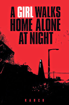 Ver Película A Girl Walks Home Alone at Night Online Gratis (2014)
