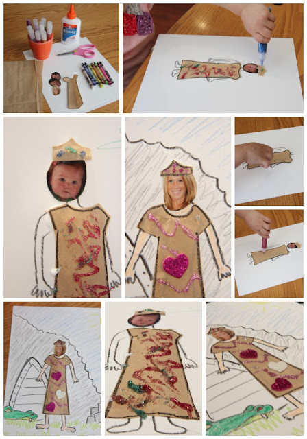 The Paper Bag Princess  Lesson Plan  Educationcom
