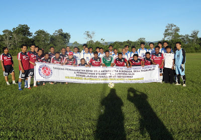 PT ITP dan Tokoh Desa Jalin Hubungan Baik