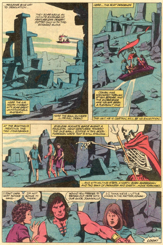 Conan the Barbarian (1970) Issue #125 #137 - English 14