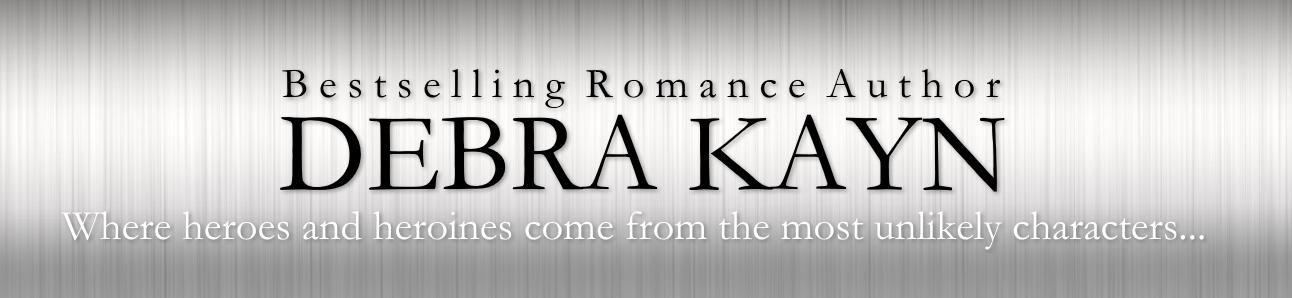 Bestselling Romance Author...Debra Kayn