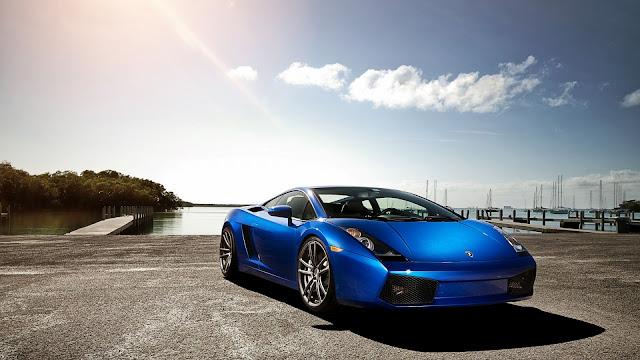 Hình nền siêu xe Lamborghini đẹp - Ảnh 3