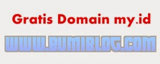Tutorial Mendapatkan Domain My.id Gratis Dari IDWebhost