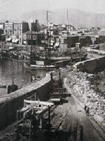ΕΤΟΣ 1908 ΤΟ ΟΡAΜΑ ΓΙΑ ΤΟΝ ΚΡΗΤΙΚΟ ΣΙΔΗΡΟΔΡΟΜΟ
