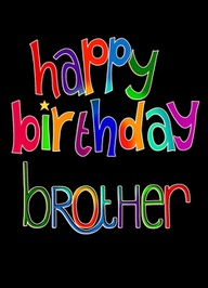 Birthday greetings card for brother simplyherstyle birthday greetings card for brother m4hsunfo