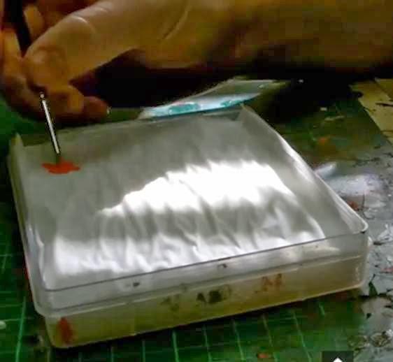 Cómo construir una paleta húmera