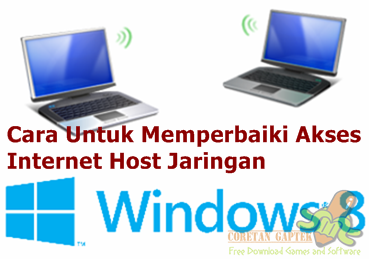 How to fix internet access hosted network on Windows
