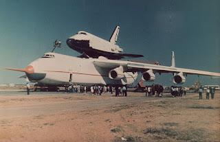 "Корабль ""Буран"" и Ан-225 ""Мрия"""
