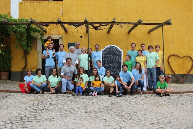 Divulgação: Lisbon Family Vineyards reúne três produtores na promoção dos seus vinhos - reservarecomendada.blogspot.pt